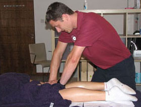 mike Sports Massage Therapist